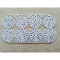Quality Quick Heat LED PCB Assembly Board 1-6OZ 1 Layer Copper Base 2-3.6mm Thickness for sale