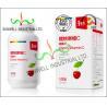 Buy cheap Fruit Vitamin Bottle Medicine Packaging Box CMYK Color Printing Cardboard from wholesalers