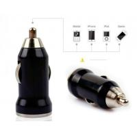 5V 2.1A  Automatic Car Charger Double Output For Tablets , DC12-24Vdc