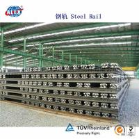 Quality China Standard Railway Steel Rail Track for sale