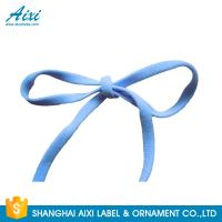 Quality 15mm - 16mm Elastic Band Knit Polyester Binding Tape For Home Textile for sale
