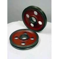 Quality Sand Casting Iron  Pulleys(Size:custom) for sale