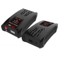 Buy cheap RC Hobby 60 Watt H6 DUO AC/DC RC NiMh Battery Charger For 2 X 6 Cells Lipo from wholesalers