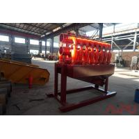 Quality Hot sales drilling fluid desilter separator used in well drilling solids control for sale