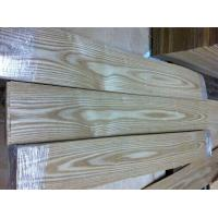 Quality Natural Chinese Ash Flooring Veneer, Sliced Wood Veneer for sale