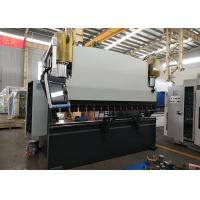 Quality Metal Frame Cnc Sheet Metal Press Brake Machine 300 Ton 6000mm / 4000mm for sale