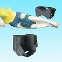 Quality Knee Pillow Massagers, Made of Dense Foam with Removable and Washable Poly Cotton Cover for sale