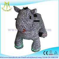Quality Hansel animation guangzhou ride on toys stuffed animimal for sale