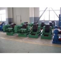 Quality 200T Conventional Pipe Welding Rollers Heavy Duty Tank Turning Rolls Danfoss VFD for sale