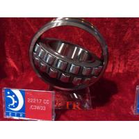 Quality Radial ABEC3 Spherical Roller Bearings Self Aligned 22217CC/C3W33 for sale