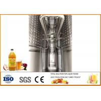 China turnkey automatic Apple cider vinegar production line on sale