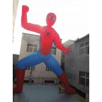Quality hot sell inflatable spiderman cartoon  ! Inflatable cartoons can be customized   GT-TT-2435 for sale