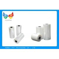 Quality Liquid Bottles Packing Pvc Shrink Wrap Film with Excellent Sealing Under High Speed for sale