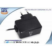 Quality PC Housing EU 5V 1A AC DC Power Adapter for Microphone , 1.5M Cable Length for sale