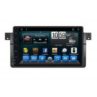 Quality Car Radio Double Din BMW Central Multimidia GPS BMW E46 1998-2005 Android 7.1 for sale