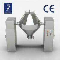 Quality Chemical Mixing Machine , W Series Cone Mixer With Stainless Steel Barrel for sale
