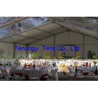 High quality luxury tent, outdoor transparent wedding party tent for 800 seater for sale