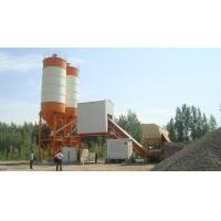 China Mobile Concrete Mix Plant on sale