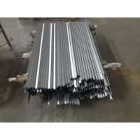 Quality Stainless Steel Color Anodized Aluminium Extrusion Profiles for TV Frame for sale