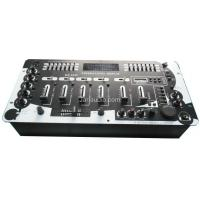 Quality 1 Channel Music Power DJ Mixer Console With Record , Single / Circle Play for sale