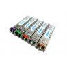 Alcatel 1470nm CWDM SFP Fiber Module For SMF LC SFP-GIG-XX-CWDM40 for sale