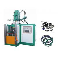 Buy cheap Vulcanizing Rubber Injection Moulding Machine Adjustable Speed 300 Ton  With PLC Monitor from wholesalers
