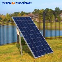 Quality High power polycrystalline silicon solar panel cells module price for sale for sale
