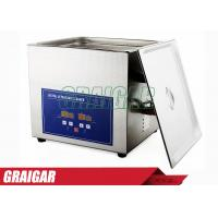 Quality PS - G60A Laboratory Ultrasonic Cleaner Tube Cleaning Machines for sale