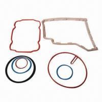 Quality Silicone Rubber Parts, Molding Silicone Gaskets, OEM for sale