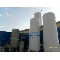 Quality Industrial Liquid Oxygen Plant , Air Separation Unit For Metal / Filling Cylinders And Tank for sale
