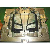 Quality Headlamp Panel Plastic Auto Parts Mould Spare Parts Multi Cavity For Right And Left for sale