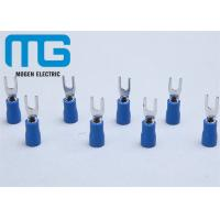 Quality SV series Fork-shaped Cable end solderless copper crimping terminals for sale