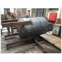 Buy Carbon Steel Vertical / Horizontal Air Receiver Extra Replacement Tank For Air at wholesale prices
