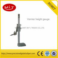 Quality Precision Stainless Steel Dial height gauge/ Digital Height Caliper Gauge With Fine Adjustment for sale