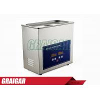 Buy Miniature Ultrasonic Cleaning Equipment For Glass Beaker Wash at wholesale prices
