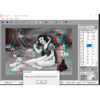 Quality OK3D maintop software printing/security printing software/3d lenticular printing software for sale