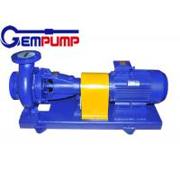Quality Tray type BF Horizontal hydrochloric acid pump 5.2m ~ 100m Head for sale