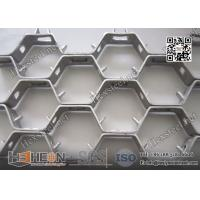 Quality AISI310S 20mm Depth Hexmetal refractory lining   2.0mm Thickness   36 X 12 for sale