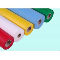 Quality SGS Approved Polypropylene Non Woven Spunbond Fabric Multi Color for Making Bags for sale