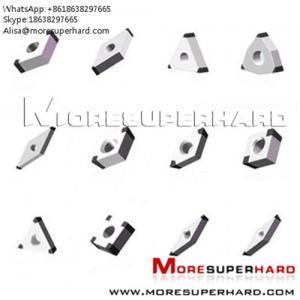 Quality Soldering & Brazed PCBN Inserts  Alisa@moresuperhard.com for sale