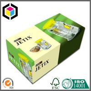 Quality Shiny Logo Custom Color Print Paper Carton Box; Paper Medicines Carton Paper Box for sale