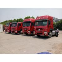6x4 Trailer Head Truck , HOWO Prime Mover Trailer  Left / Right Hand Driving Optional