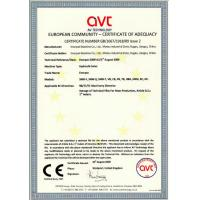 ENERPAT MACHINE COMPANY  Certifications