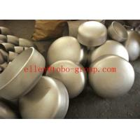 Quality Stainless steel Cap A403 WP304 L / WP316 L / WP321 H / WP347  ASME B16.9 for sale