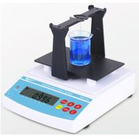 China Specific Gravity Plato Degree Liquid Density Meter With CE FCC Certification on sale