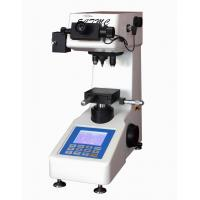 Quality Stainless Components Digital Vickers Hardness Tester with Halogen Lamp for sale