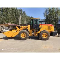 Buy cheap Front End Compact Wheel Loader Model 656G 5T With Full Hydraulic Steering from wholesalers