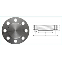China Black Paint 30 Inch ASTM A105 Orifice Plate Flange on sale