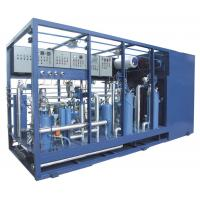 Quality Light Fuel Oil / Heavy Fuel Oil Containerized Power Plant 20MW 400V 11KV 23KV for sale