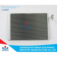 Quality Open Type Aluminum Auto AC Condenser Of RANGE ROVER (02-) WITH OEM JRW000020 for sale